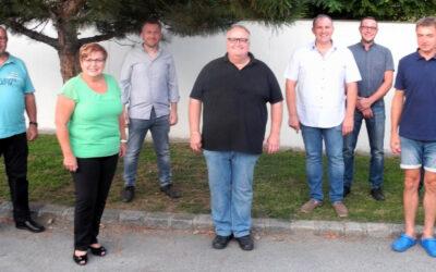 Neuwahl in der Gemeindegruppe Trautmannsdorf