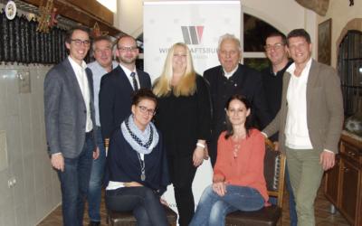 Neues Wirtschaftsbund-Team in Reisenberg