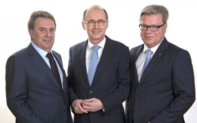 Othmar Karas wird erneut zum Vizepräsidenten des EU-Parlaments gewählt