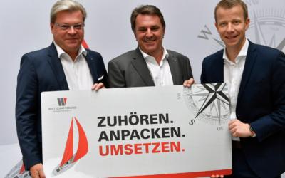 """Ecker/Servus: """"Brauchen mehr Fachkräfte und eine spürbare Entlastung für die Betriebe in Niederösterreich"""""""