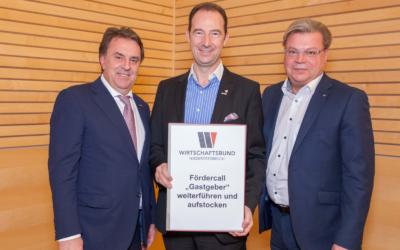 """Gefordert – erreicht! Fördercall """"Gastgeber 2020"""" kommt"""