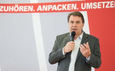 """Landesobmann Ecker: """"Gemeindepaket 2020 verhindert weiteren Sand im Getriebe des heimischen Konjunkturmotors"""""""