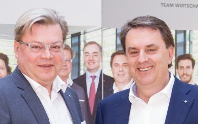 """WBNÖ Ecker/Servus: """"Investitionsanreize wichtig, um die Konjunktur nachhaltig anzukurbeln."""""""