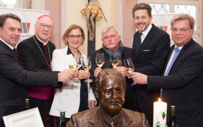Wirtschaftsbund präsentiert siebten Julius-Raab Wein