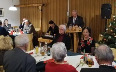 """Adventfeier der """"Silberlöwen Klosterneuburg"""""""