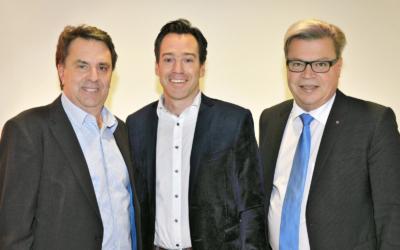 Andreas Kirnberger folgt Wolfgang Ecker als WKNÖ-Obmann in Purkersdorf