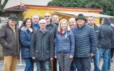 Gemeindegruppe Langenzersdorf lud zum vorweihnachtlichen Treffen