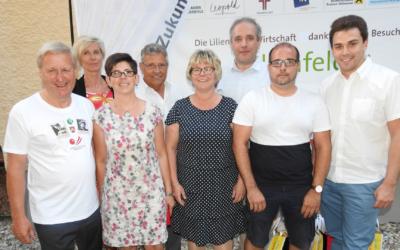 Das Sommerfest in Lilienfeld