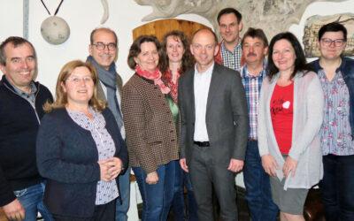 Gemeindegruppe Texingtal hat neu gewählt