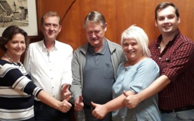 Neuwahlen in der Gemeindegruppe Weiten