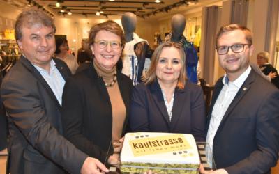Karin Schneider übernahm Kaufstrasse-Boutique in Mistelbach