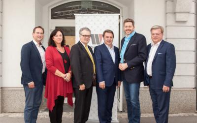 Unterwegs in Niederösterreich  mit ÖWB Präsident Harald Mahrer