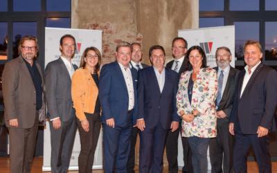 Mentoringabschluss 2019 mit großem Absolvententreffen in Grafenegg