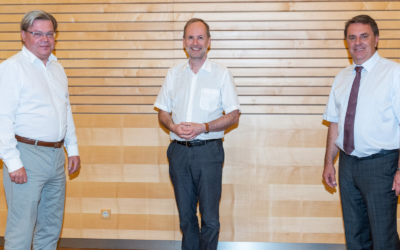 Erich Moser zum weiteren Vizepräsidenten in der NÖ Wirtschaftskammer nominiert