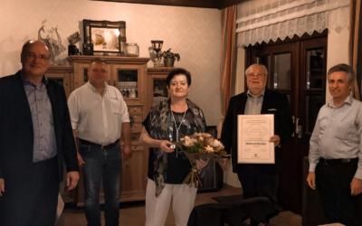 Gemeindegruppe Puchberg wählt neuen Obmann