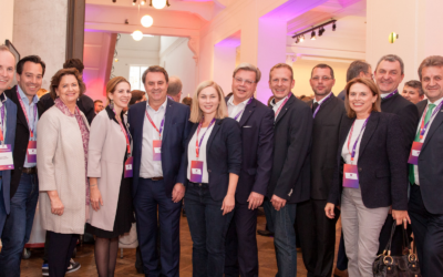 Niederösterreich stark vertreten bei der Funktionärskonferenz des Wirtschaftsbundes Österreich