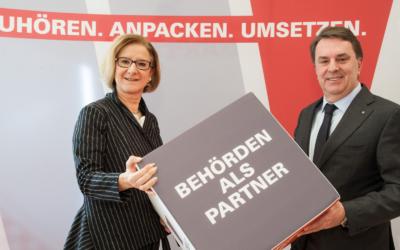 Mikl-Leitner/Ecker: Sachverständigen-Garantie bei Betriebsanlagen-Genehmigungen