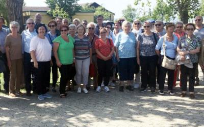 Sommerausflug der Wirtschaftsbund Silberlöwen Bruck an der Leitha