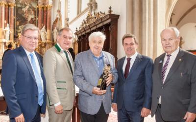 Landeswallfahrt 2019 der Wirtschaftsbund Silberlöwen in Wiener Neustadt