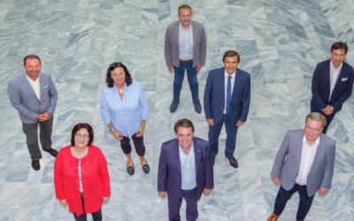 Wirtschaftsbund stellt starkes Team in den Sparten der WKNÖ