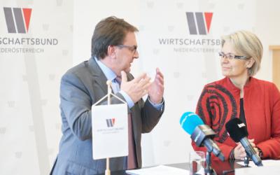 Bohuslav/Ecker: Rahmenbedingungen für die Betriebe am Standort Niederösterreich weiter verbessern