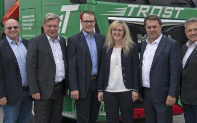 Wirtschaftsbund NÖ auf Zuhör-Tour im Bezirk Lilienfeld