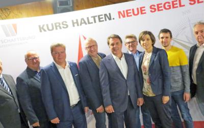 Wirtschaftsbund Zuhör-Tour im Bezirk Waidhofen/Thaya