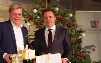 Wirtschaftsbund NÖ Forderung umgesetzt: Nationalrat beschließt erweiterte Steuerbefreiung für Weihnachtsgutscheine