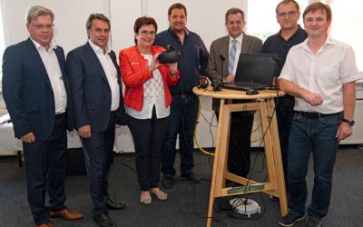 Wirtschaftsbund Zuhör-Tour im Bezirk Amstetten