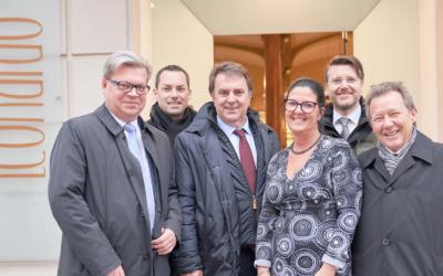 Wirtschaftsbund Zuhör-Tour in Krems