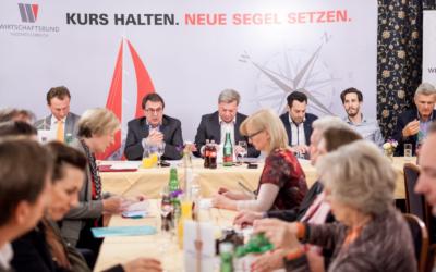 Wirtschaftsbund startet mit Zuhör-Tour in Purkersdorf