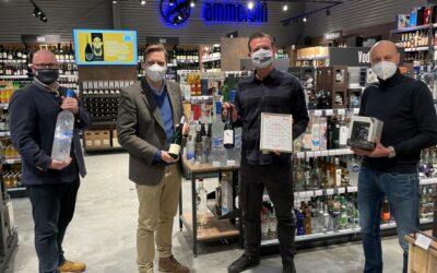 Ammersin Getränkewelt – neu in Klosterneuburg