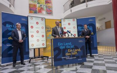 VPNÖ und WBNÖ zum Wirtschaftsstandort NÖ: Mit eigenen Maßnahmen besser durch die Krise