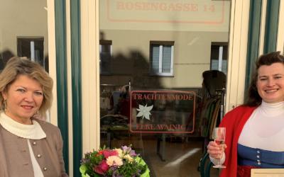 Trachtenmode Elke Wainig feiert 15. Geburtstag