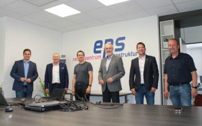 Betriebsbesuch EPS