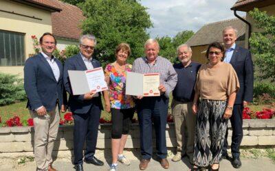 Bäckermeister Karl Mayer feiert 70. Geburtstag