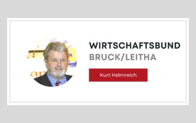 Kurt Helmreich verstarb im 70. Lebensjahr