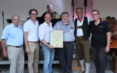 KommR Wegschaider feierte 70. Geburtstag