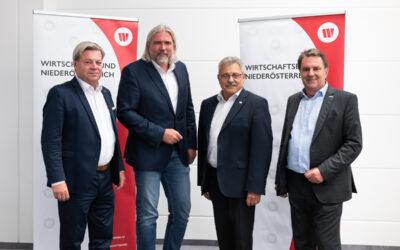 Wirtschaftsbund Neuwahlen im Bezirk Lilienfeld