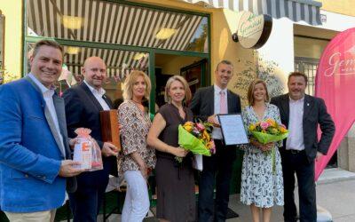 Eröffnung Gemüsewerkstatt in Kritzendorf