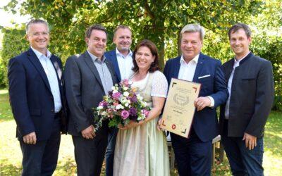 """Doris Schreiber und Waldschenke feiern """"Runden"""""""