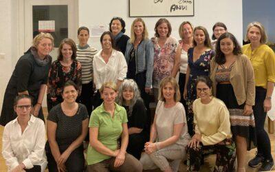 Business-Frauen-Netzwerktreffen im Café am Campus