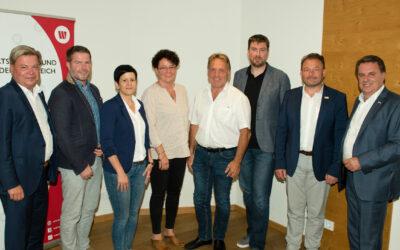 Wirtschaftsbund Wahlen im Bezirk Scheibbs