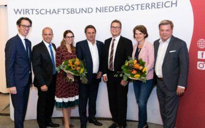 Wirtschaftsbund Neuwahlen im Bezirk Baden
