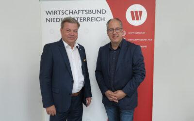Wirtschaftsbund-Funktionär Markus Köck vertritt die Rauchfangkehrer in der Wirtschaftskammer Niederösterreich