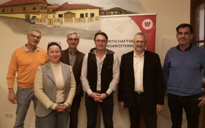 Neuwahl Gemeindegruppe Breitenfurt/Laab